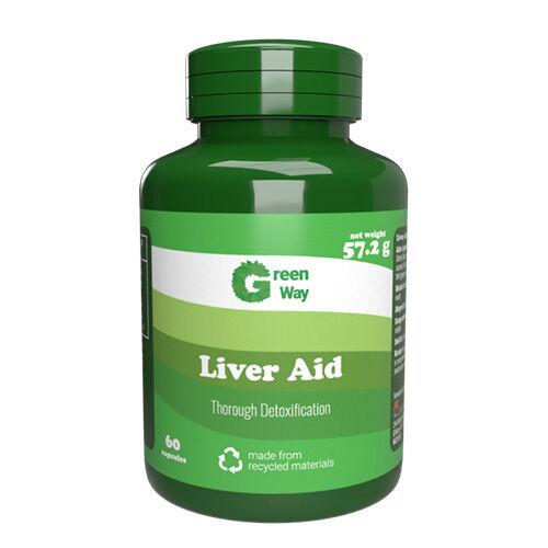 Liver Aid (60 kapszula)