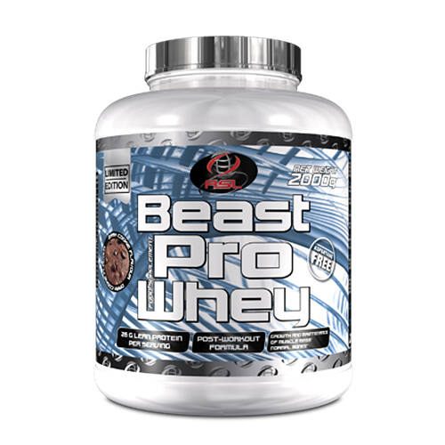 Beast Pro Whey LIMITED (2000 gr)