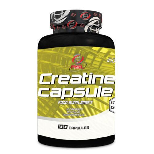 Creatine Capsule (100 kapszula)