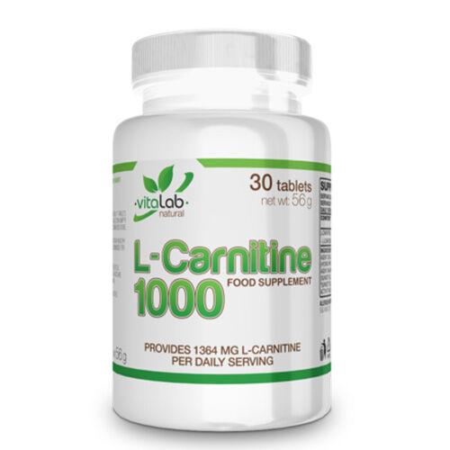 L-Carnitine 1000 (30 tabletta)