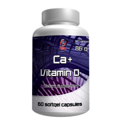 Ca + D vitamin (60 kapszula)
