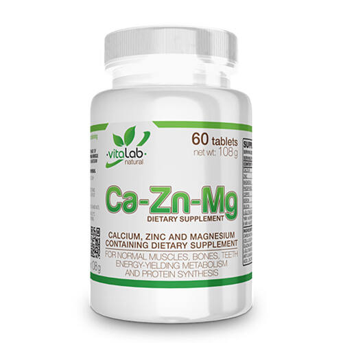 CA-ZN-MG (60 tabletta)
