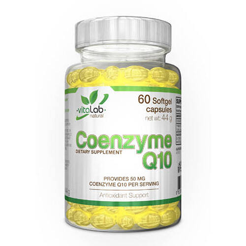 Coenzyme Q10 (60 lágykapszula)