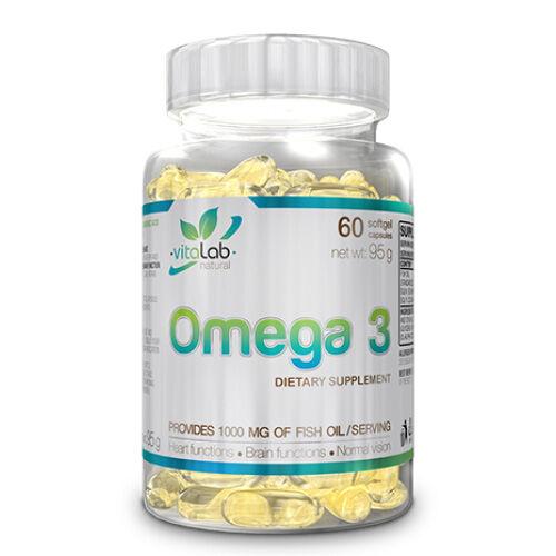Omega 3 (60 lágykapszula)
